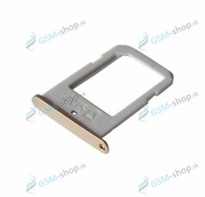 Sim držiak Samsung Galaxy S6 Edge G925F zlatý Originál