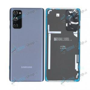 Kryt Samsung Galaxy S20 FE (G780) batérie modrý Originál