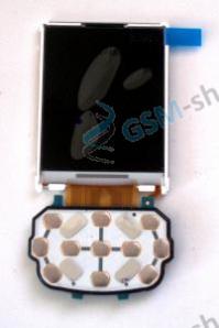 LCD displej Samsung S3030 Tobi Originál