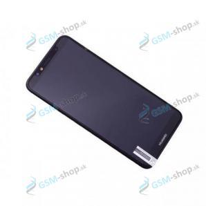 LCD Huawei Y6 2018, Y6 Prime 2018 a dotyk čierny s krytom Originál
