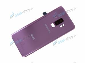 Kryt Samsung Galaxy S9 Plus Duos batérie fialový Originál