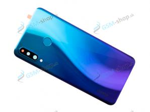 Kryt Huawei P30 Lite New Edition (2020) batérie zadný modrý Originál