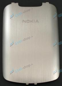 Kryt Nokia Asha 303 batérie strieborný Originál