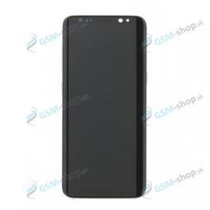 LCD Samsung Galaxy S8 (G950) a dotyk s krytom modrým Originál