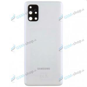 Kryt Samsung Galaxy M51 (M515) batérie biely Originál