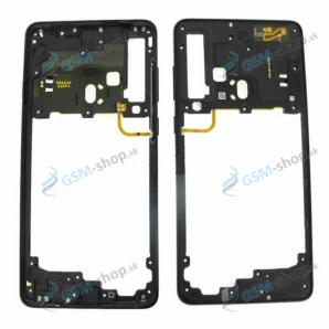 Stred Samsung Galaxy A9 2018 A920F čierny Originál