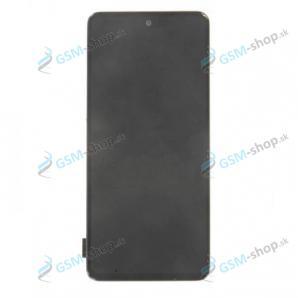 LCD displej Samsung Galaxy M31s (M317) a dotyk čierny s krytom Originál