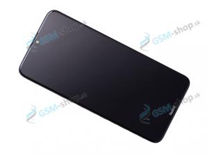 LCD Xiaomi Redmi 8A a dotyk s krytom čiernym Originál