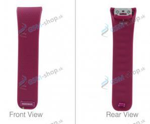 Remienok Samsung R360 Gear Fit 2 ružový časť B Originál