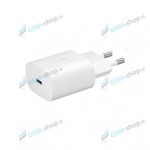 USB-C adaptér do siete Samsung EP-TA800NWE 25W Originál neblister biely