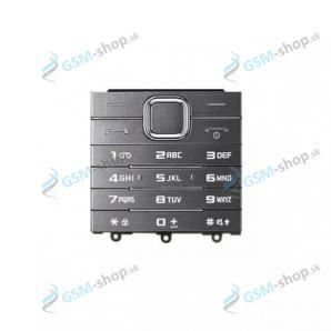 Klávesnica Samsung S5610, S5611 šedá Originál