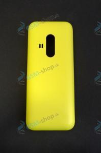 Kryt Nokia 220 zadný žltý Originál