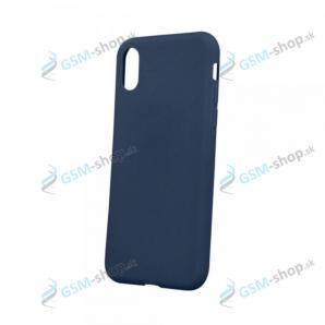 Púzdro silikón Samsung Galaxy A12 (A125F) modré