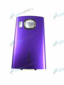 Kryt Nokia 6700 Slide batérie fialový Originál