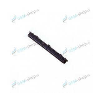Tlačidlo hlasitosti Samsung Galaxy A31 (A315), A41 (A415) čierne Originál