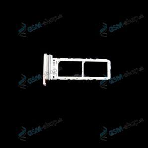 SIM a SD držiak Samsung Galaxy Note 20 (N980) bronzový Originál