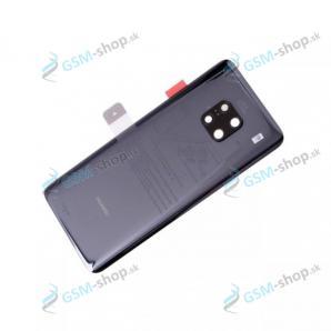 Kryt Huawei Mate 20 Pro batérie zadný čierny Originál