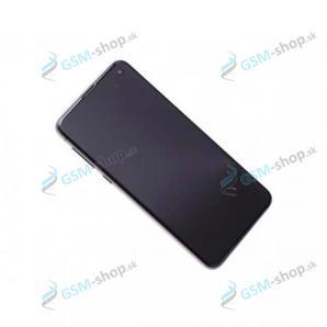 LCD Samsung Galaxy S10e (G970) a dotyk s krytom čiernym Originál