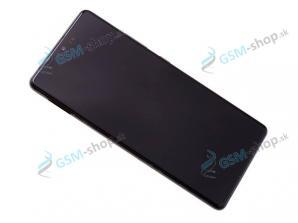 LCD Samsung Galaxy S10 Lite (G770) a dotyk s krytom čiernym Originál