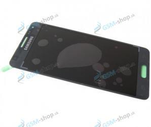 LCD Samsung G850F Galaxy Alpha a dotyk čierny Originál
