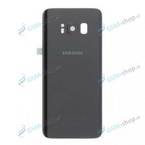 Kryt Samsung Galaxy S8 Plus (G955) batérie čierny Originál