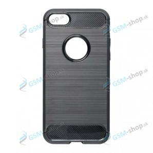 Ochranný kryt EXTRA iPhone 7, 8, SE 2020 čierny