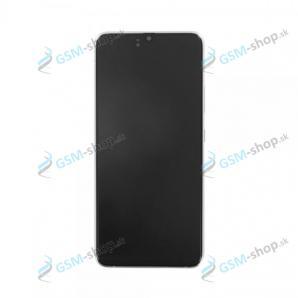 LCD Samsung Galaxy A90 5G (A908) a dotyk s krytom bielym Originál