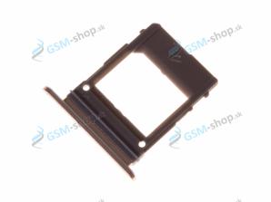 Sim držiak Samsung A530F DUOS, A730F DUOS fialový Originál