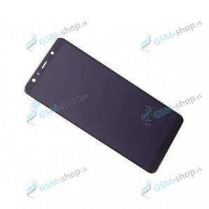 LCD Samsung Galaxy A7 2018 (A750) a dotyk čierny Originál