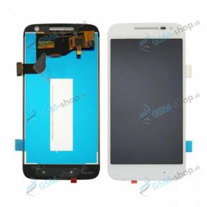 LCD Lenovo Moto G4 Play a dotyk biely OEM