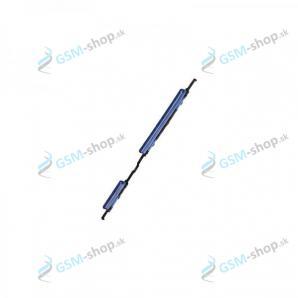 Tlačidlá hlasitosti a zapínania Samsung Galaxy A21s (A217) modré Originál