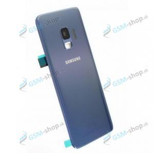 Kryt Samsung Galaxy S9 (G960F) batérie modrý Originál