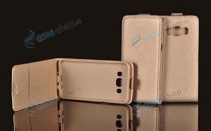 Púzdro Samsung Galaxy S9 G960 FLIP zlaté