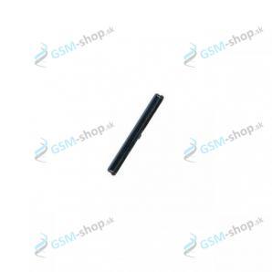 Tlačidlo Samsung Galaxy A30s (A307) pre hlasitosť čierne Originál