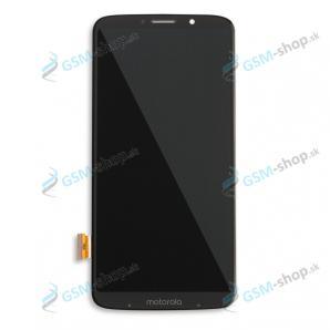 LCD Lenovo Moto Z3, Z3 Play a dotyk čierny Originál