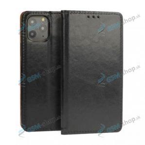Púzdro SPECIAL Samsung Galaxy A42 5G (A426) knižka kožená čierna