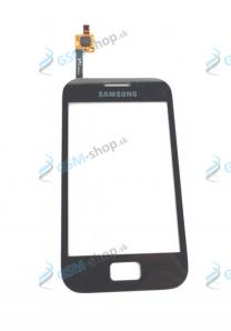 Sklíčko Samsung S7500 a dotyková plocha čierna Originál