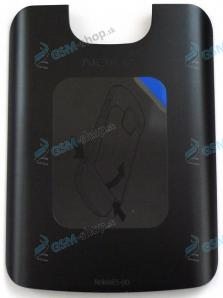 Kryt Nokia E5-00 batérie čierny Originál