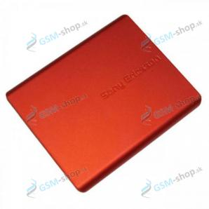 Krytka batérie SonyEricsson W880i oranžová Originál