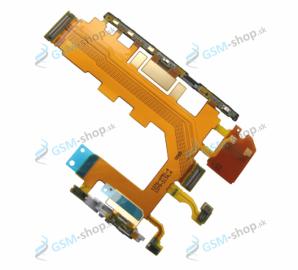 Flex Sony Xperia Z2 (D6503) pre zapínanie a hlasitosť Originál