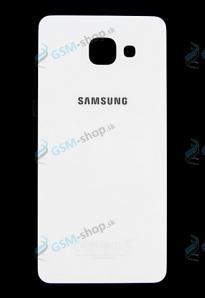Kryt Samsung Galaxy A5 2016 A510F batérie biely Originál
