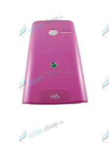 Kryt Sony Ericsson Yendo (W150) batérie ružový Originál