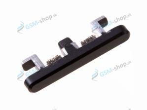 Tlačidlo Huawei Honor 10 pre zapínanie čierne Originál