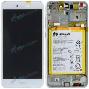 LCD Huawei P9 Lite 2017 a dotyk biely s krytom Originál
