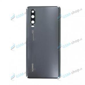 Kryt Huawei P30 zadný čierny Originál