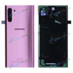 Kryt Samsung Galaxy Note 10 N970 batérie ružový Originál