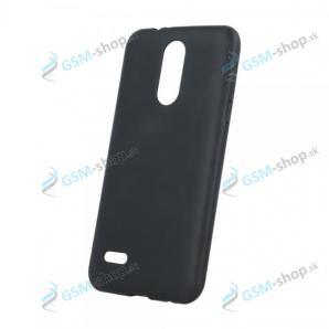 Púzdro silikón Huawei P40 čierne