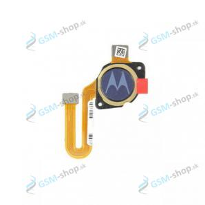 Flex Motorola Moto G50 (XT2137) a snímač odtlačku šedý Originál