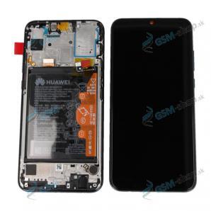 LCD Huawei Honor 20e a dotyk s krytom čiernym Originál