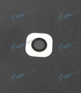 Sklíčko kamery Samsung G920F, G925F biele Originál